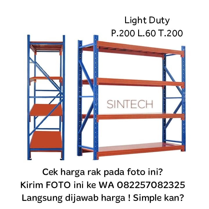 Light Duty Rack